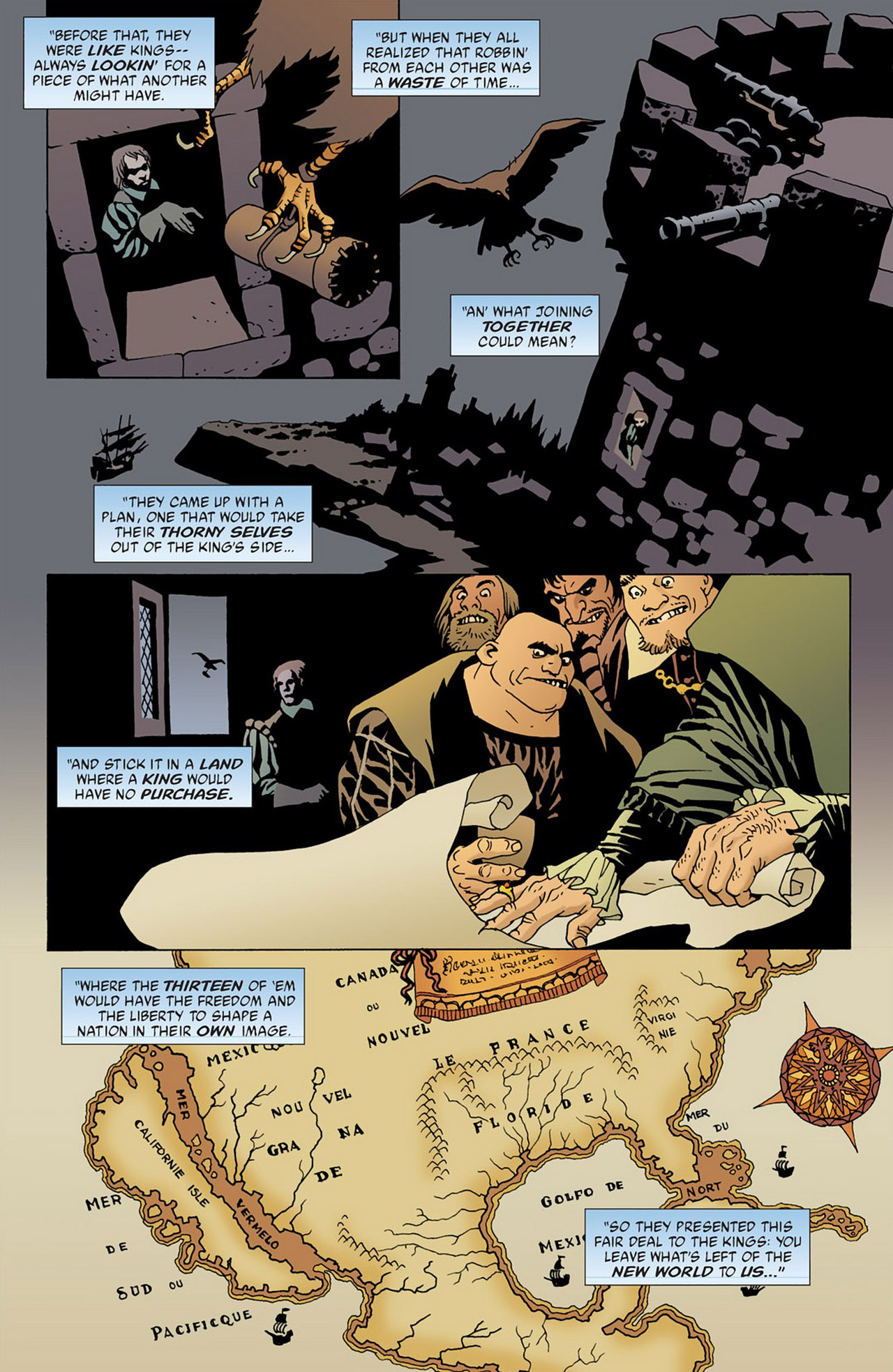 Read online 100 Bullets comic -  Issue #50 - 15