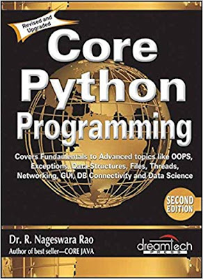 Download Free Core Python Programming by R. Nageswara Rao Book PDF
