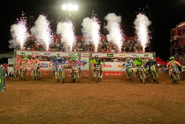 Maior  campeonato do motociclismo nacional de sua  modalidade, o Arena Cross deve movimentar a economia da Ilha