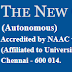 The New College, Chennai, Wanted Assistant Professor