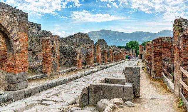 Pompeya y la propiedad en la antigua Roma