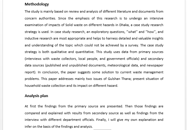 How To Write An Academic Research Proposal With Sample