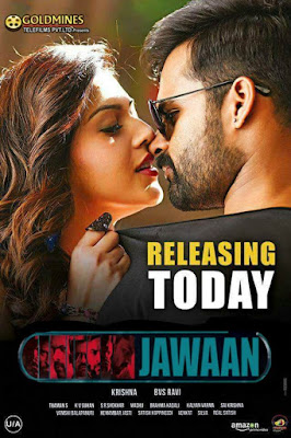 Jawaan 2018 Hindi Dubbed 480p 300MB Movie Download