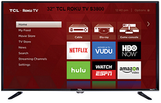 TCL Roku Latest Smart TV