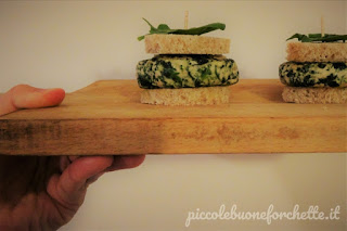 foto hamburger tacchino e spinaci