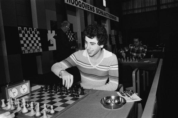 La question people sur les échecs © Chess & Strategy