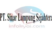 Lowongan Kerja PT Sinar Lampung Sejahtera Terbaru