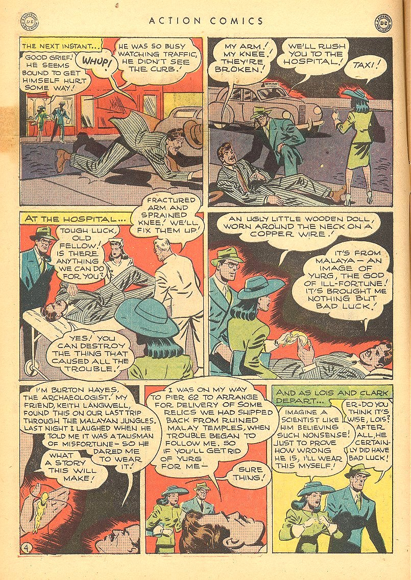 Read online Action Comics (1938) comic -  Issue #99 - 6