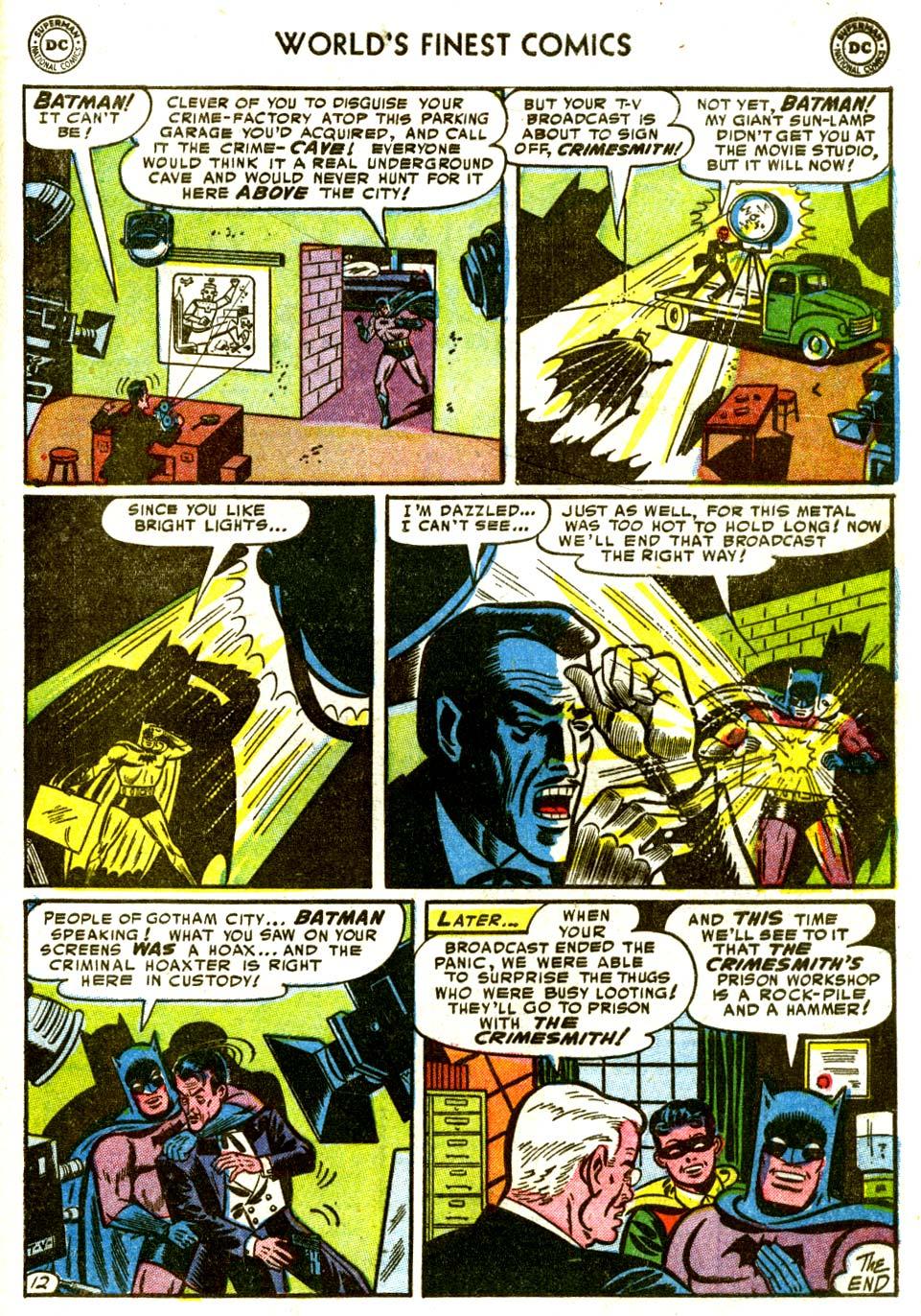 Read online World's Finest Comics comic -  Issue #68 - 65