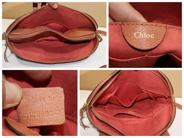 CHLOE ORIGINAL - Tas Second Seken Original 081170 1414 9 9baa85ec72
