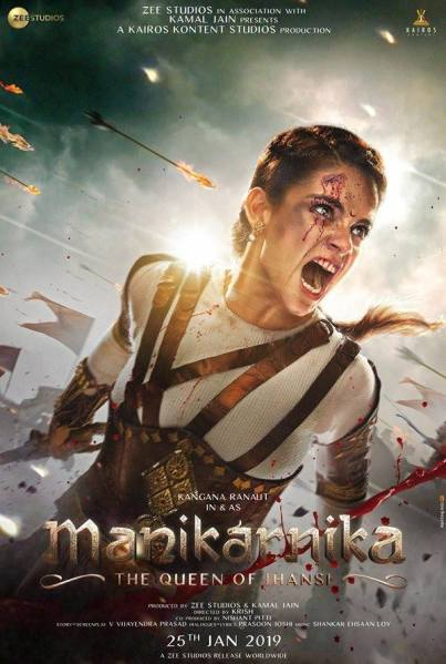 Manikarnika 2019 Movie Full Star Cast Crew Story Release Date