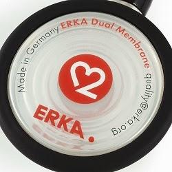 Stetoskop ERKA Sensitive Dual Membran