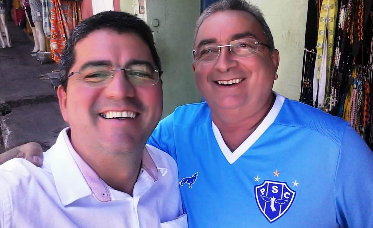 Odontólogo e contador se unem, e devem lançar dobradinha para Prefeitura de Óbidos
