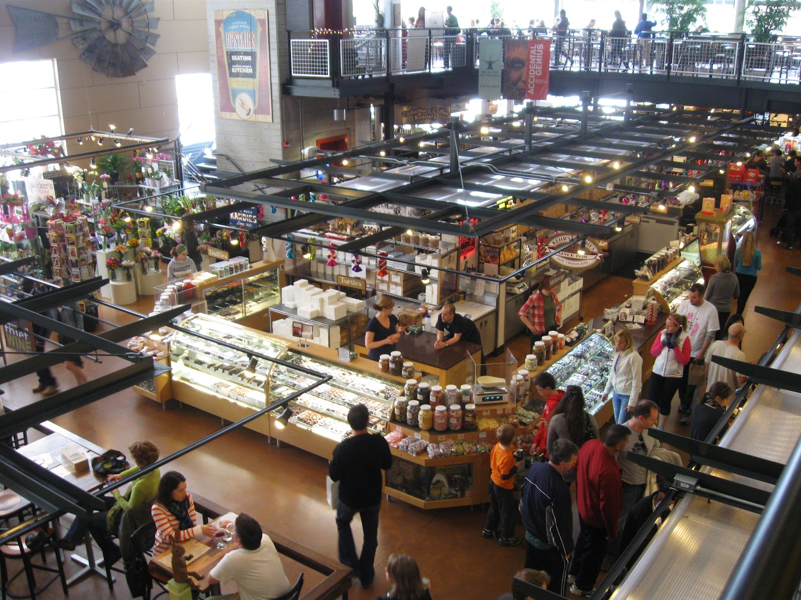 Food Places In Milwaukee