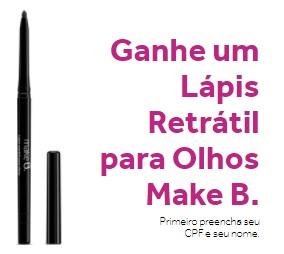 Cadastrar Promoção O Boticário Lápis Grátis de Olho Make B Desejos de Make