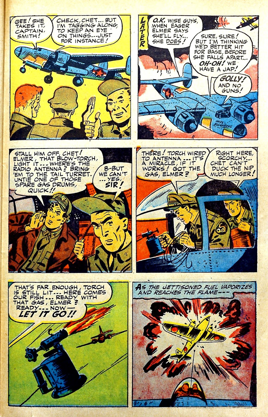Read online Famous Funnies comic -  Issue #145 - 41