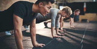 8 Ways to Improve Your Push Up