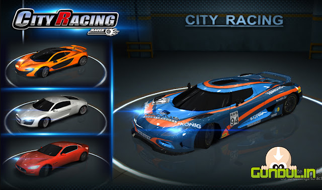download city racing 3d apk mod