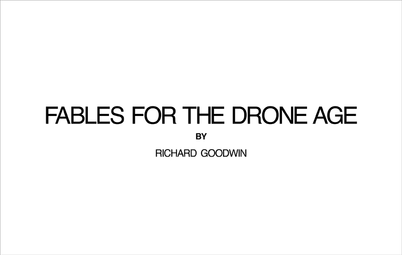 Book Review: Fables for the Drone Age