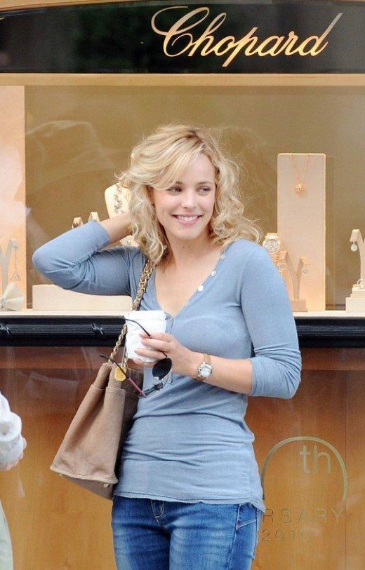 5 Film Terbaik Artis Cantik Hollywood Rachel McAdams