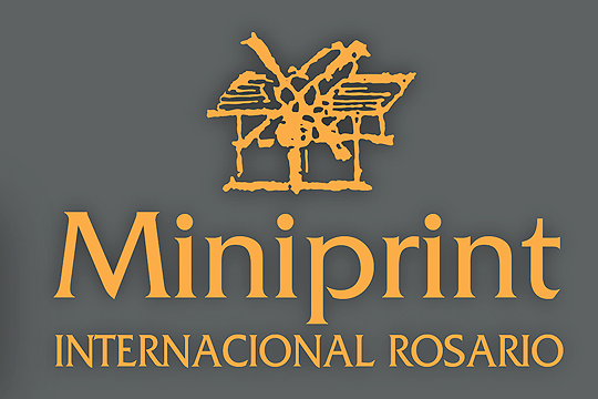 Convocatoria de Grabado. Miniprint Internacional Rosario