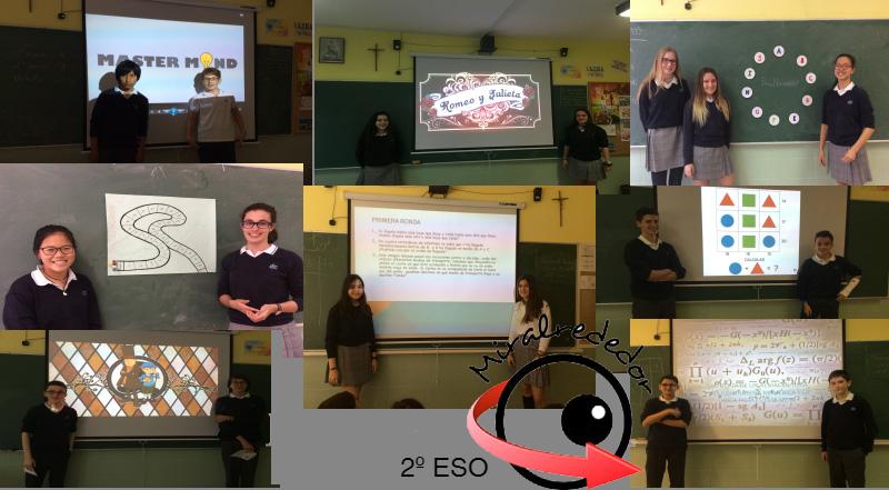 Agustinas Valladolid - 2017 - ESO 2 -Matemáticas Lógica - Miralrededor