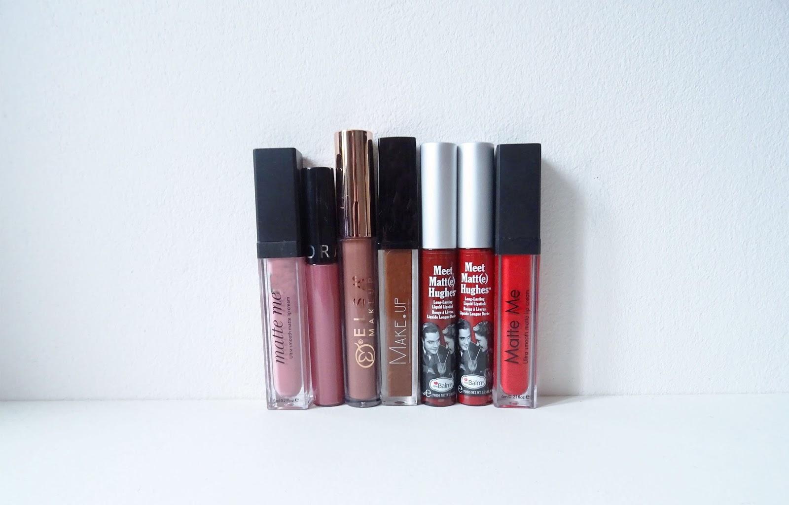 Top 5 des meilleurs rouges à lèvres liquides sans transfert