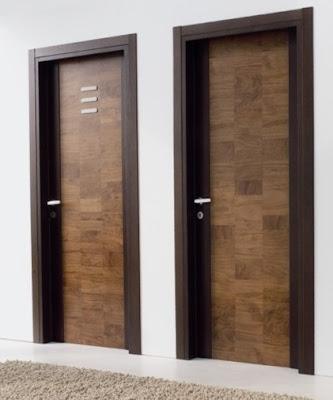 57 Model Pintu Minimalis Satu Pintu Modern Paling Elegan