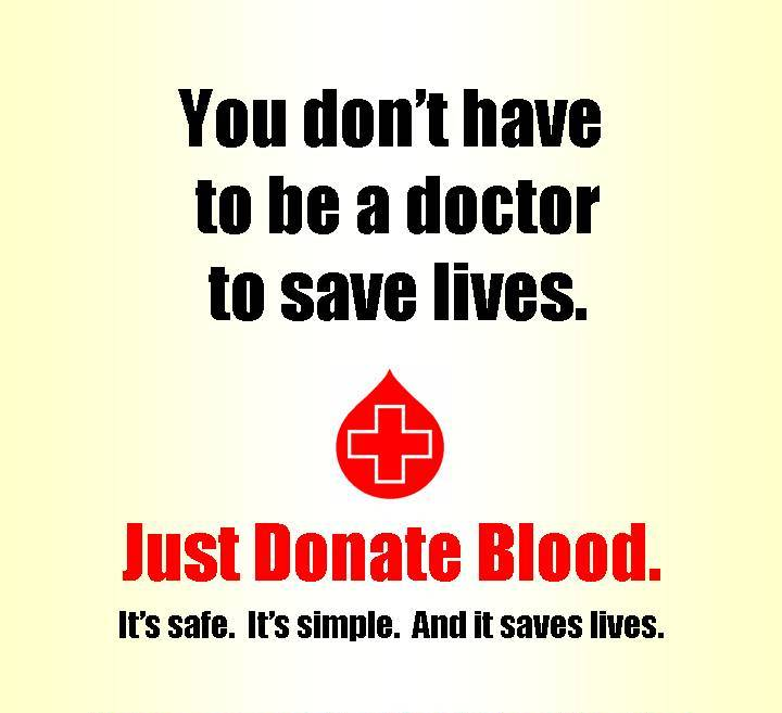 Donation Quotes: Voice Out!!!: Blood Donation