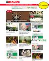Viralisme Responsive Blogger Template for News Blog Premium Version Now Free