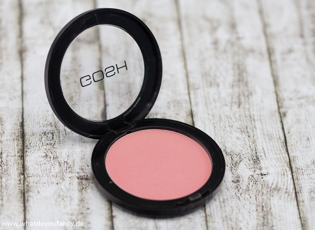 Gosh Natural Blush 43 Flower Power