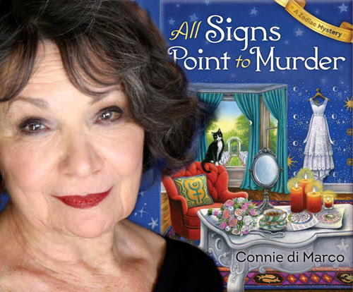 ℚ All Signs Point to Murder: Zodiac Mysteries [2] - Connie di Marco