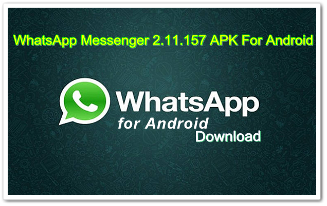 Download whatsapp messenger grátis (android)