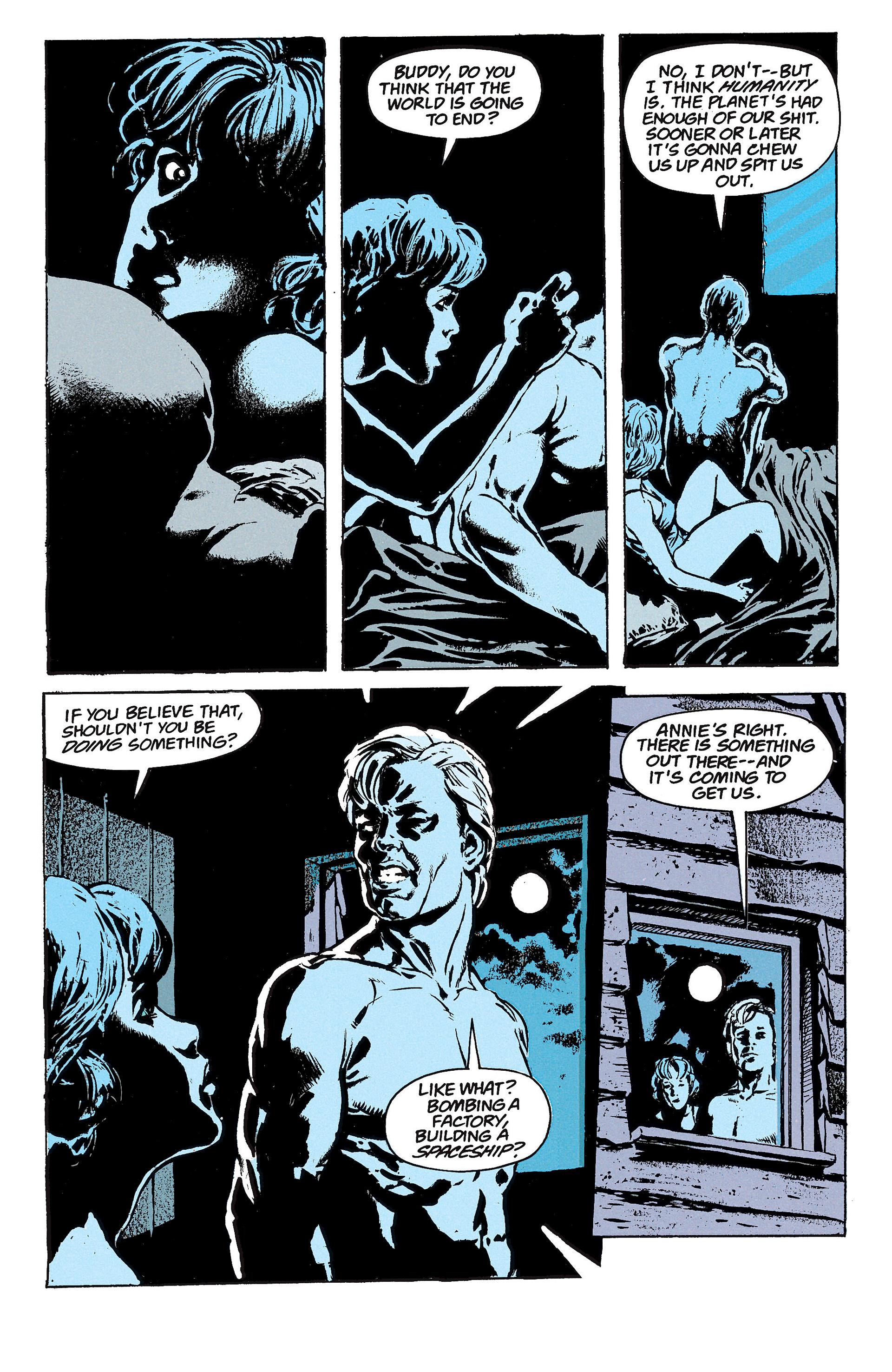 Read online Animal Man (1988) comic -  Issue #62 - 24
