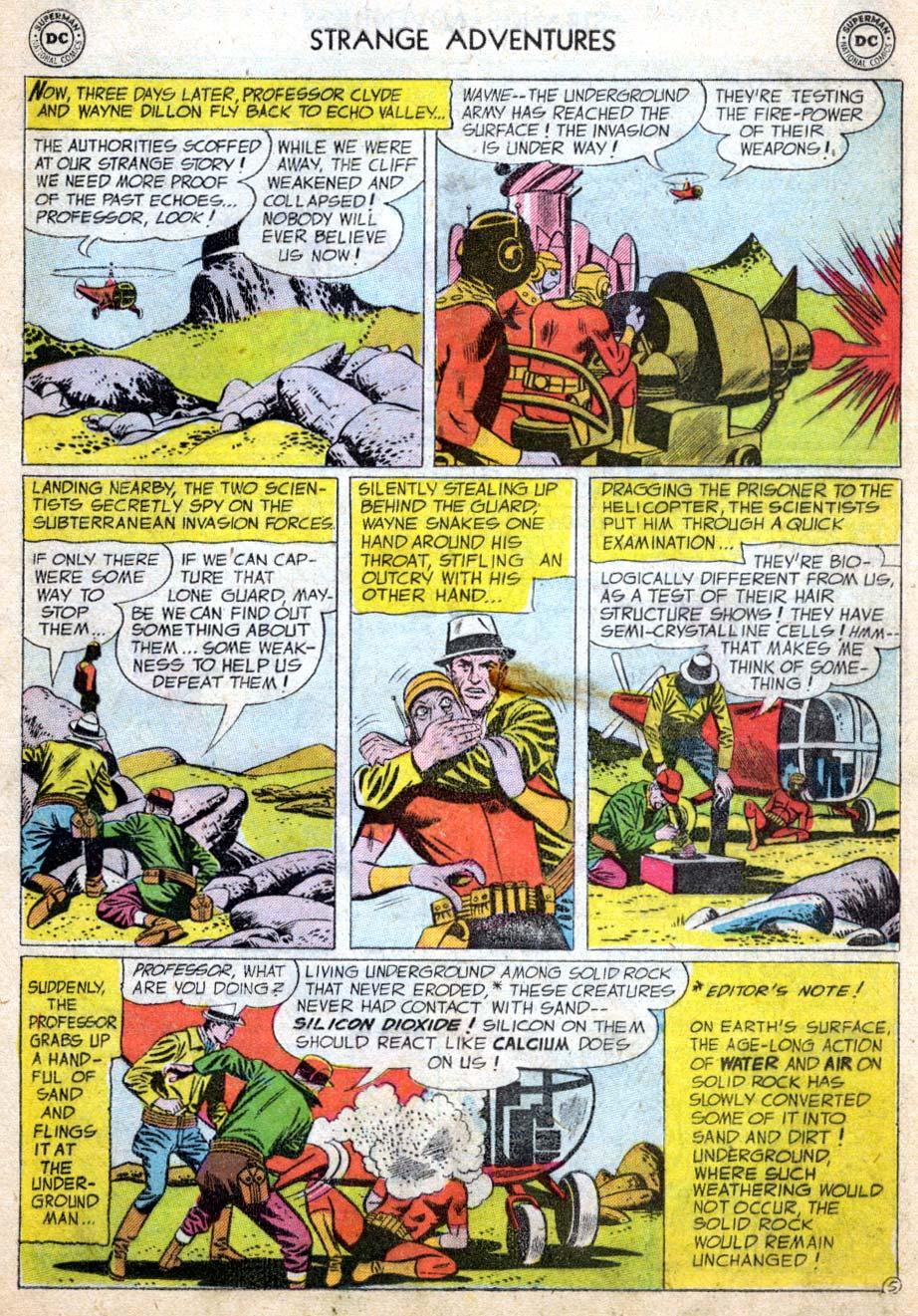Strange Adventures (1950) issue 62 - Page 23