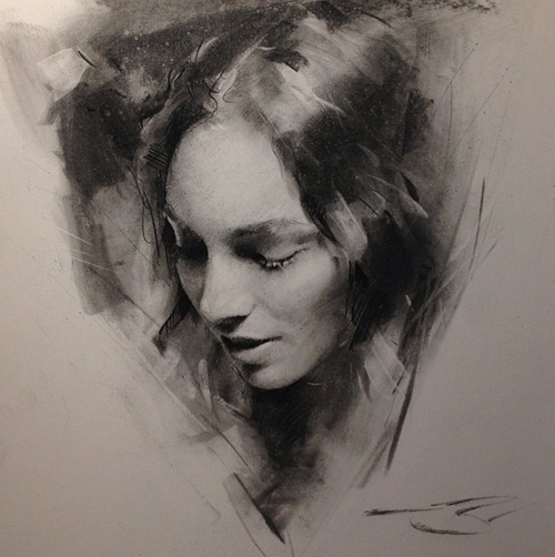 01-Casey-Baugh-Portrait-Drawings-of-Charcoal-Studies-www-designstack-co