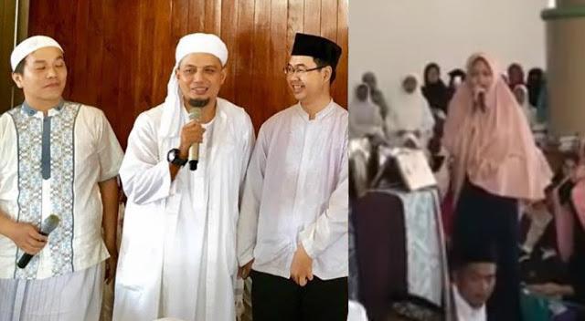 Sehari Setelah Acara Reuni 212, 3 Pemeluk Kristen Menyatakan Diri Masuk Islam