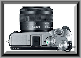 Canon EOS M6 Manual