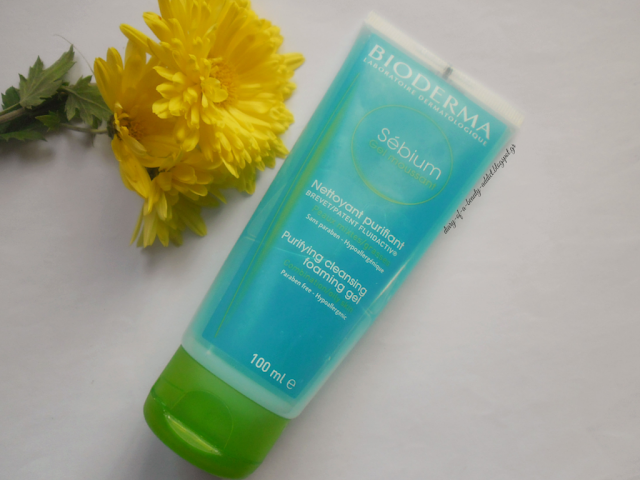 Bioderma Sebium Gel Moussant : Review