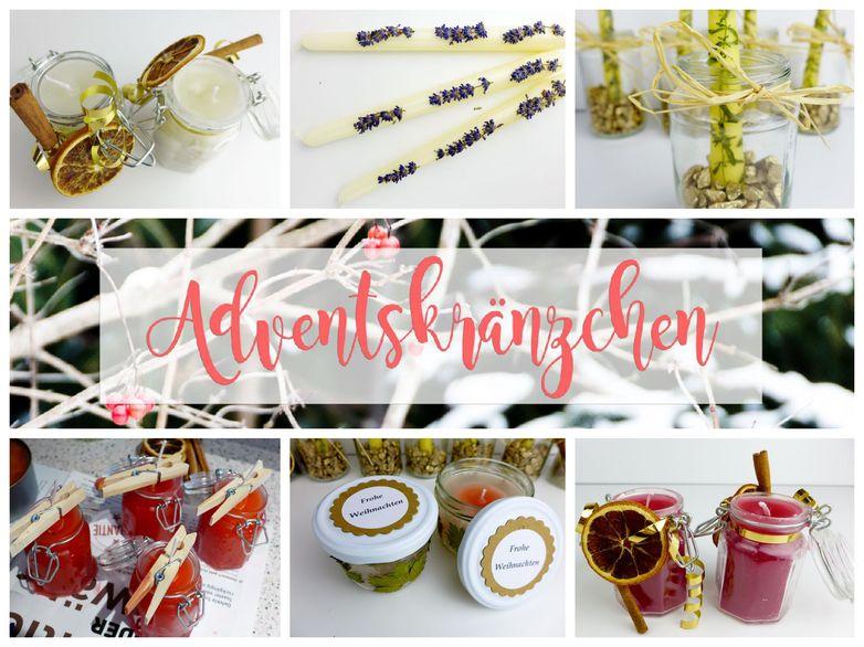 Kerzen-Collage-Steiermarkgarten
