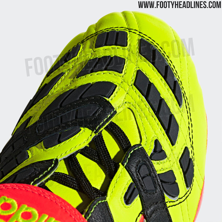 hot sale online 88d2a ff644 Electricity  Adidas Predator Accelerator Remake Boots Released ...