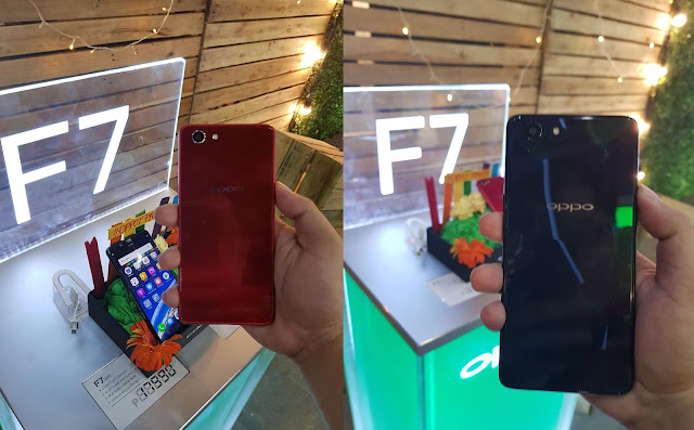 OPPO F7 Youth officially launched in the Philippines