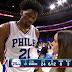 NBA: Joël Embiid domine les Hornets de Charlotte (Vidéo)