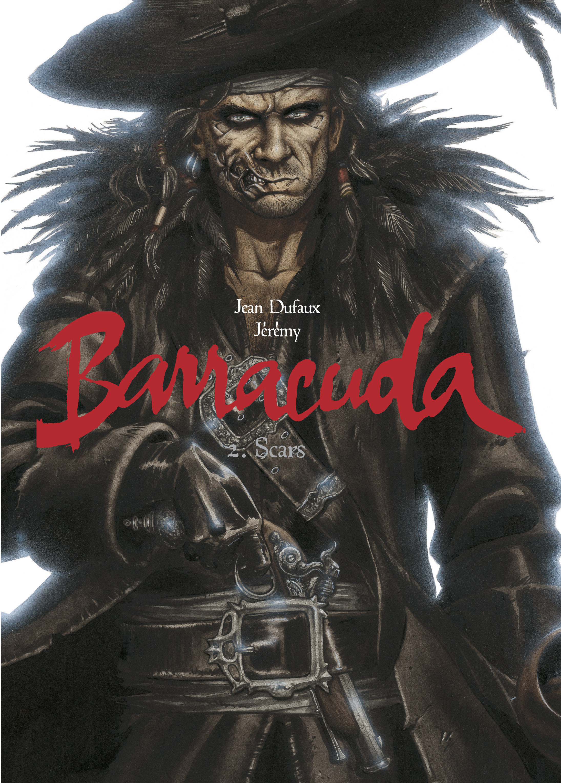 Read online Barracuda comic -  Issue #1 - 55