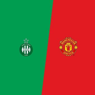 Saint-Etienne vs Man United