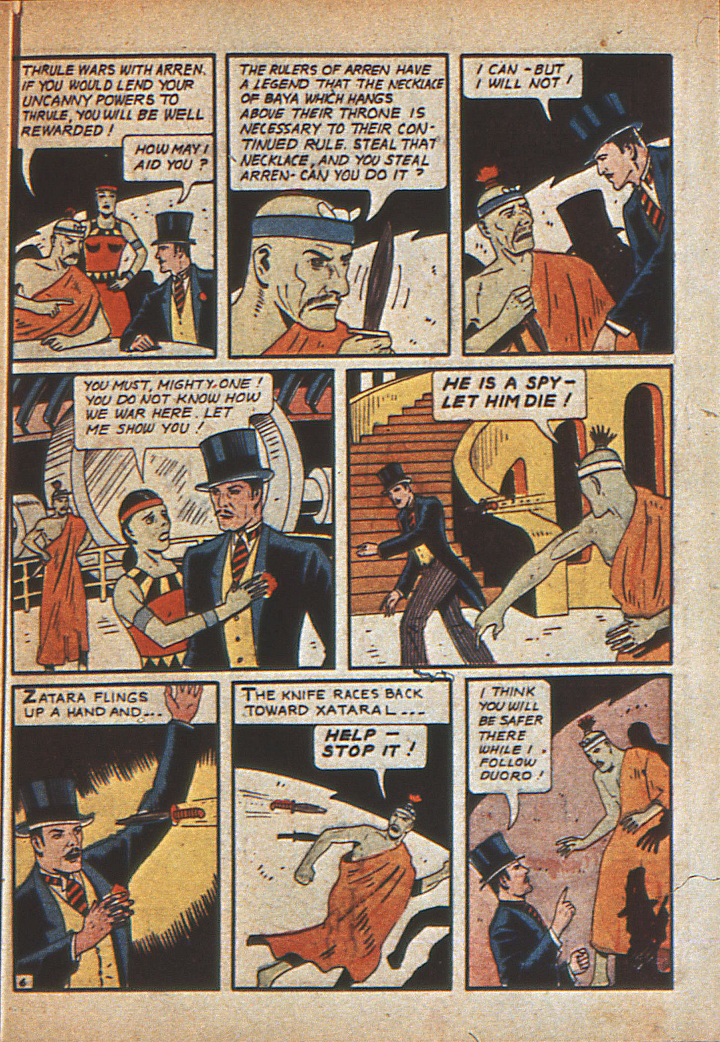 Read online Action Comics (1938) comic -  Issue #12 - 60