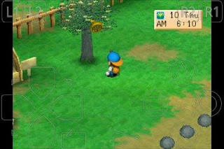 Rahasia Harvest Moon Back to Nature Part 1
