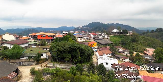 Mae Salong in North Thailand