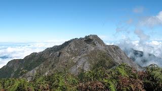 Jalur Pendakian Gunung Binaiya