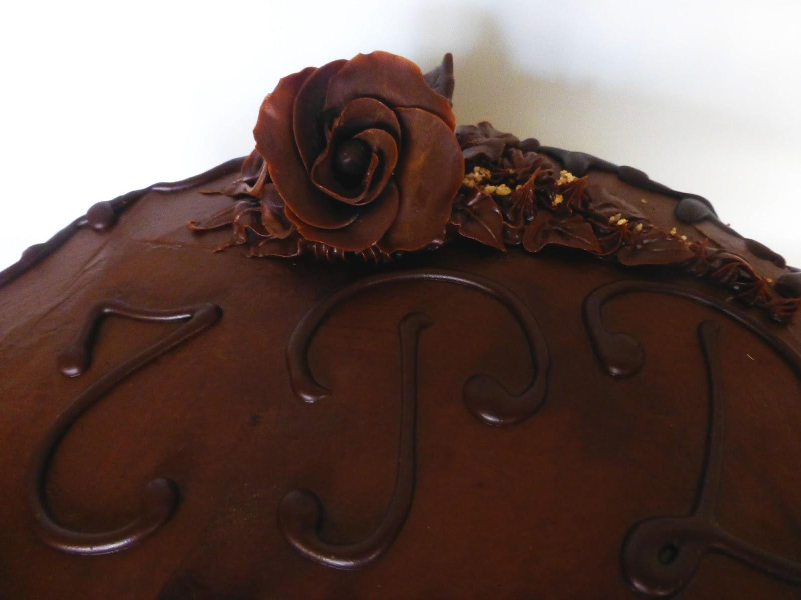 Cakesophia Chocolate Cake For A Friend